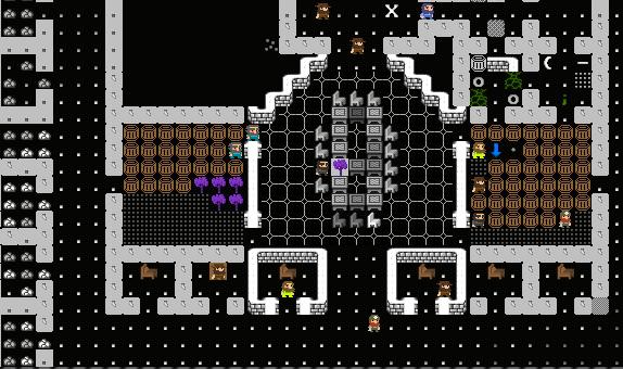 Dwarf Fortress (cuando la jugabilidad es mejor que los gráficos) Dwarf